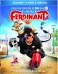 Ferdinand (2017) (Blu-ray + DVD + UV Copy) (US Import ohne dt. Ton) Blu-ray