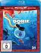 Findet Dorie 3D (Blu-ray 3D + Blu-ray + Bonus Blu-ray) Blu-ray