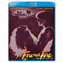 Fire with Fire (1986) (Region A - US Import ohne dt. Ton) Blu-ray
