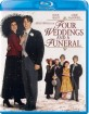 Four Weddings and a Funeral (CA Import ohne dt. Ton) Blu-ray