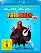 Free Birds - Esst uns an einem anderen Tag 3D (Blu-ray 3D) Blu-ray