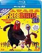 Free Birds - Esst uns an einem anderen Tag 3D (Blu-ray 3D) (CH Import) Blu-ray