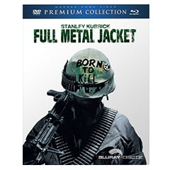 full metal jacket premium collection fr import blu ray. Black Bedroom Furniture Sets. Home Design Ideas