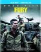 Fury (2014) (Blu-ray + UV Copy) (US Import ohne dt. Ton) Blu-ray
