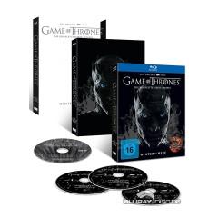 Game of Thrones: Die komplette siebte Staffel (Blu-ray + Bonus Blu-ray + UV Copy) Blu-ray