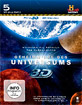 Geheimnisse des Universums 3D - Die große History 3D Box (Limited Edition) (Blu-ray 3D) Blu-ray