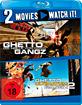 Ghettogangz 1+2 (Doppelset) (Neuauflage) Blu-ray