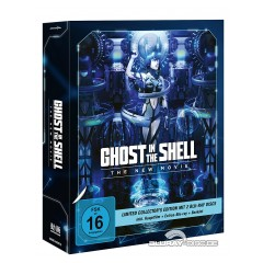 Ghost in the Shell - The New Movie (Limited Collector's Edition) Blu-ray