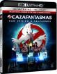 Cazafantasmas (2016) 4K - Theatrical and Extended Cut (4K UHD + Blu-ray) (ES Import) Blu-ray
