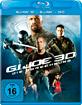G.I. Joe: Die Abrechnung 3D (Blu-ray 3D) Blu-ray