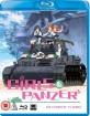 Girls und Panzer: Complete TV Series (UK Import ohne dt. Ton) Blu-ray