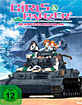 Girls und Panzer: Vol. 1-3 (Ep. 01-12) + OVA Collection (4-Disc Box) Blu-ray