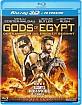 Gods of Egypt - Der Kampf um die Ewigkeit beginnt 3D (Blu-ray 3D + Blu-ray) (CH Import) Blu-ray