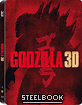 Godzilla (2014) 3D - HMV Exclusive Limited Edition Steelbook (Blu-ray 3D + Blu-ray + UV Copy) (UK Import ohne dt. Ton) Blu-ray