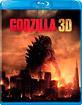 Godzilla 3D (2014) (Blu-ray 3D + Blu-ray) (SE Import ohne dt. Ton) Blu-ray