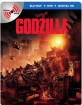 Godzilla (2014) - Limited Edition FuturePak4D inkl. Prägung + Sound-Feature (Blu-ray + DVD + UV Copy) (US Import ohne dt. Ton) Blu-ray