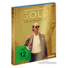 Gold - Gier hat eine neue Farbe Blu-ray