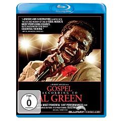 Gospel According To Al Green Blu-ray