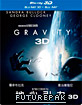 Gravity (2013) 3D - Futurepak (Blu-ray 3D + Blu-ray) (TW Import ohne dt. Ton) Blu-ray
