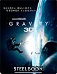 Gravity (2013) 3D - Limited Edition Steelbook (Blu-ray 3D + Blu-ray) (IT Import) Blu-ray