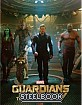 Guardians of the Galaxy (2014) 3D - Novamedia Exclusive Limited Lenticular Edition WEA Steelbook (KR Import ohne dt. Ton) Blu-ray