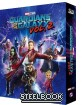 Guardians of the Galaxy Vol. 2 3D - Blufans Exclusive Limited Double Lenticular Slip Edition Steelbook (CN Import ohne dt. Ton) Blu-ray