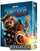 Guardians of the Galaxy Vol. 2 3D - Blufans Exclusive Limited Single Lenticular Slip Edition Steelbook (CN Import ohne dt. Ton) Blu-ray