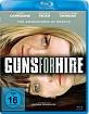Guns for Hire (2015) Blu-ray