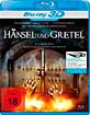 Hänsel und Gretel (2013) 3D (Bl ... Blu-ray