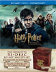 Harry Potter Wizard's Collection (Blu-ray 3D + Blu-ray + DVD + U Blu-ray