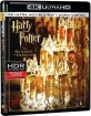 Harry Potter y el Misterio del Príncipe 4K (4K UHD + Blu-ray + UV Copy) (ES Import) Blu-ray