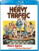 Heavy Traffic (1973) (Region A - US Import ohne dt. Ton) Blu-ray