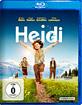 Heidi (2015) Blu-ray