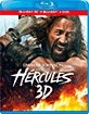 Hércules (2014) 3D (Blu-ray 3D + Blu-ray + DVD) (ES Import) Blu-ray