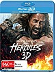 Hercules 3D (2014) - Extended Cut (AU Import ohne dt. Ton) Blu-ray