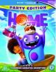 Home (2015) (Blu-ray + UV Copy) (UK Import ohne dt. Ton) Blu-ray