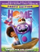 Home (2015) -  Deluxe Edition (Blu-ray 3D + Blu-ray + DVD + UV Copy) (Region A - US Import ohne dt. Ton) Blu-ray