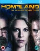 Homeland: The Complete Third Season (UK Import ohne dt. Ton) Blu-ray