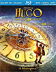 Hugo (2011) 3D (Blu-ray 3D + Blu-ray + DVD + Digital Copy) (CA Import ohne dt. Ton) Blu-ray
