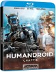 Humandroid - Chappie (IT Import ohne dt. Ton) Blu-ray