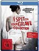 I Spit on Your Grave Collection (3-Filme Set) Blu-ray