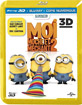 Moi, Moche et Méchant 2 3D (Blu-ray 3D + Blu-ray + Digital Copy) (FR Import) Blu-ray