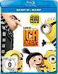 Ich - Einfach unverbesserlich 3 3D (Special Edition) (Blu-ray 3D + Blu-ray + UV Copy) Blu-ray