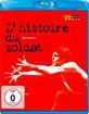 Igor Strawinsky - L' histoire du Soldat Blu-ray