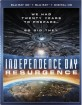 Independence Day: Resurgence 3D (Blu-ray 3D + Blu-ray + UV Copy) (US Import ohne dt. Ton) Blu-ray
