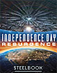 Independence Day: Resurgence 3D - Manta Lab Exclusive Limited Lenticular Slip Steelbook (Region A - HK Import ohne dt. Ton) Blu-ray