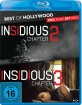 Insidious: Chapter 2 + Insidious: Chapter 3 (Best of Hollywood Collection) Blu-ray