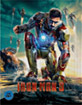 Iron Man 3 3D - Limited Lenticular Edition (Blu-ray 3D + Blu-ray) (KR Import ohne dt. Ton) Blu-ray