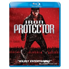 Iron Protector (2016) (Region A - US Import ohne dt. Ton) Blu-ray