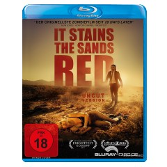 It Stains the Sands Red Blu-ray